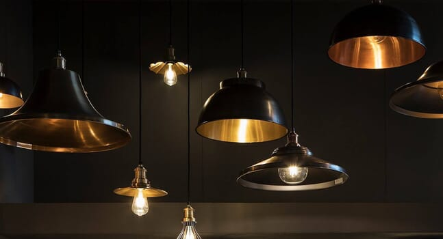3 pendant lights we're loving right now