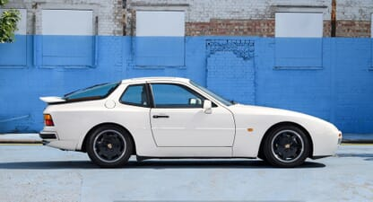 Classic Porsche under £20k: 1992 944 S2 has flair and flares