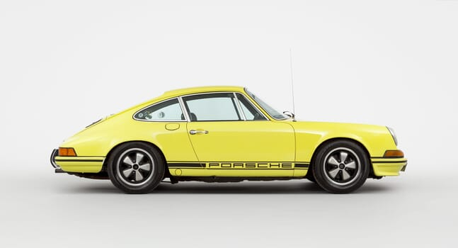 Classic of the week: 1972 Porsche 911T 2.4 MFI