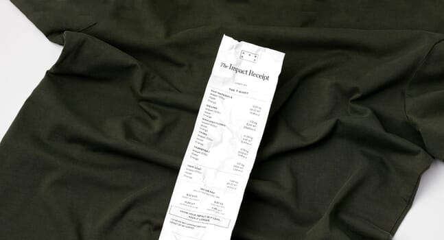 ASKET's Impact Receipt reveals the true cost of clothing