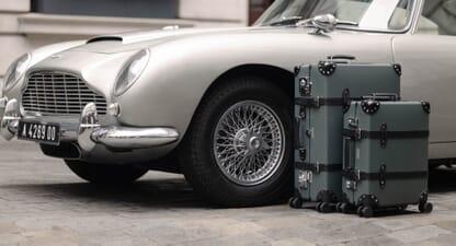 Globe-Trotter: Luxury luggage made to last