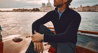 The master of knitwear's guide to cashmere