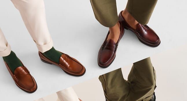 The OPUMO guide to loafers: The best slip-on styles + how to wear them
