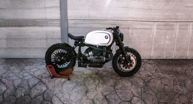 Custom of the week: BMW R100RS by Bolt