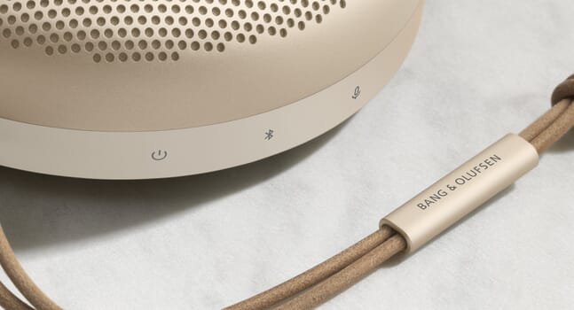 Golden age: Bang & Olufsen celebrates 95 years with a new Golden Collection
