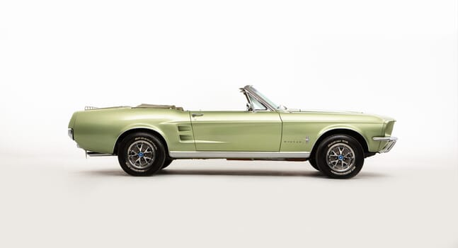 Classic of the week: 1967 Ford Mustang Convertible