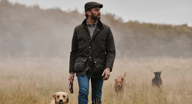 How to navigate Barbour's fits and sizing