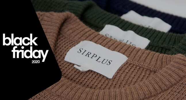How SIRPLUS is celebrating Black Friday sustainably