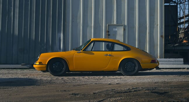 Classic of the Week: 1972 Porsche 911 2.4T Oelkappe