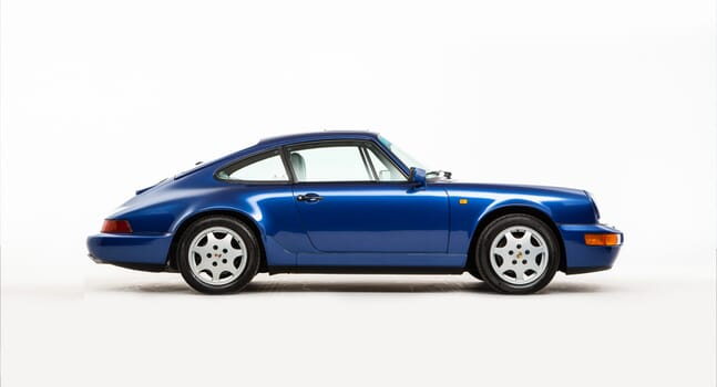 Classic of the week: 1991 Porsche 911 964 C2