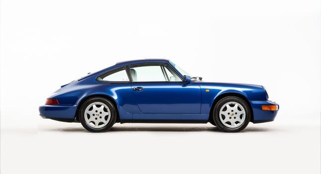 Classic of the week: 1991 Porsche 911 964 C2