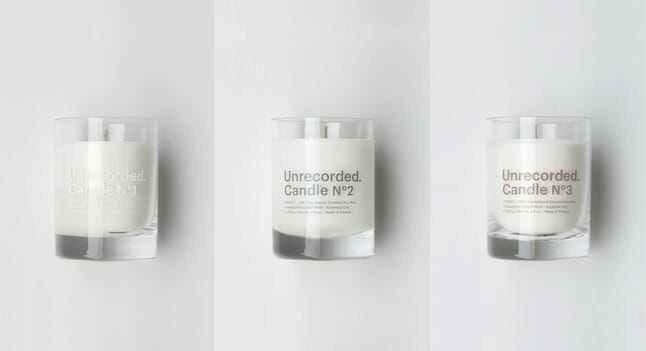 These gifts from Unrecorded are perfect for the minimalist in your life