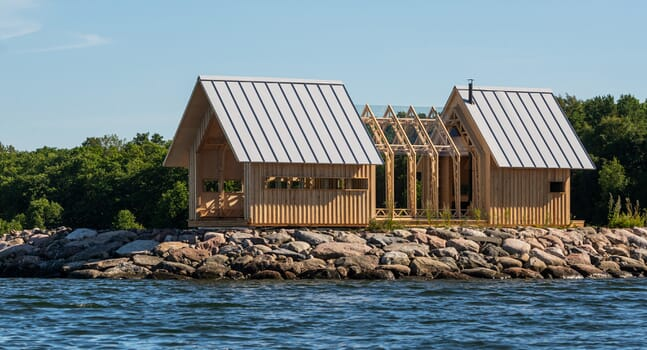 5 contemporary cabins for your daily dose of escapism