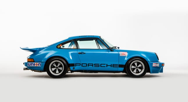 Porsche 911 RSR IROC: Recreating a 1970s legend