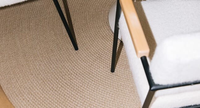 Find your footing: Natural rugs for a new year