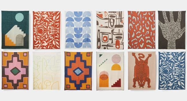 ZigZagZurich: Art-infused textiles