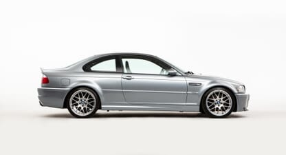 BMW M3 CSL: Munich's lightweight masterpiece