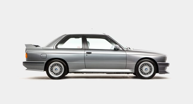BMW E30 M3 Evo 2: The '80s never looked so good