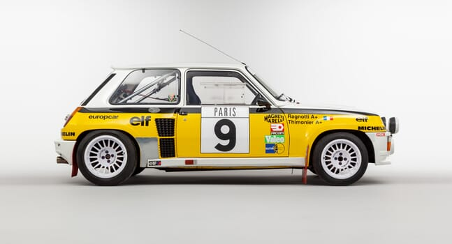 Renault 5 Turbo 2 'Tour de Corse': The hatchback that thinks it's a supercar