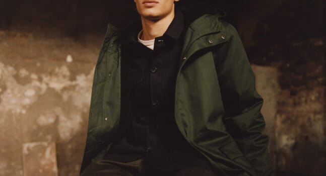 9 men's raincoats for battling the elements in style
