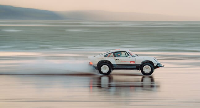 Singer ACS: One-off Safari Porsche 911 is the last word in off-road perfection
