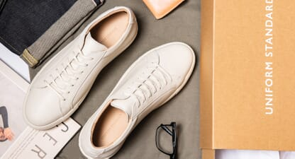 Put your best foot forward in these eco-friendly trainers