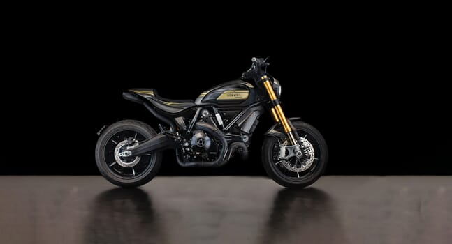 Custom of the week: Ducati Scrambler 1100 by Gasoline Motor Co.