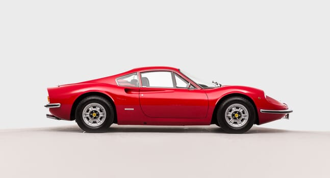 Ferrari Dino 246/GT: Italian legend, celebrity owner