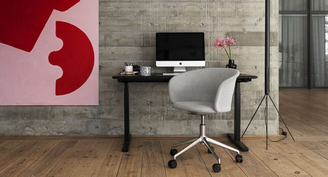 Perfect your WFH set-up with Hem's Kendo Swivel Chair