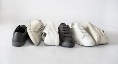 9 brands that have perfected the leather sneaker