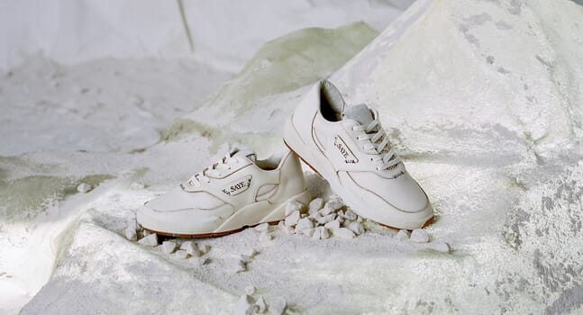 Style meets sustainability: Introducing SAYE's Modelo '95 sneakers