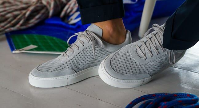 Introducing new summer-ready sneakers from North-89