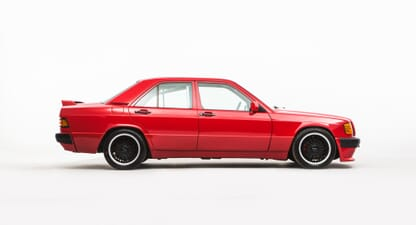 Brabus 3.6S Lightweight: Red hot bespoke Merc