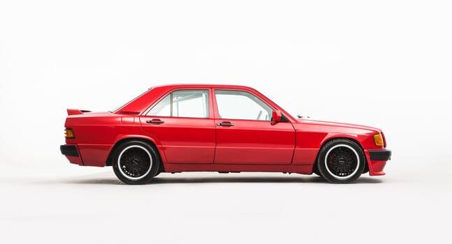Brabus 3.6S Lightweight: Red hot bespoke Merc