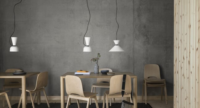 Trend to try: Sculptural lighting