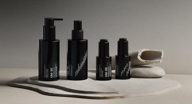 Introducing OM-SE: Stripped-back skincare essentials