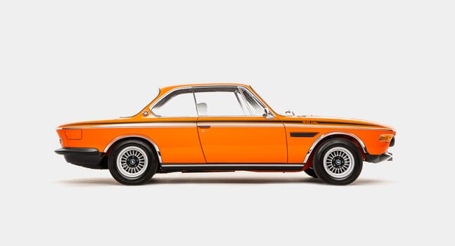 BMW 3.0 CSL: A delicious orange slice of automotive history