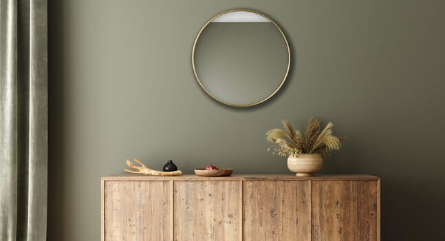 Mirror, mirror: Introducing Industville's Urban Round Wall Mirror