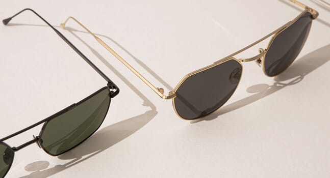 Eye spy: Fresh frames from MONC and Oliver Spencer