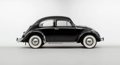 Classic of the Week: 1961 VW Beetle