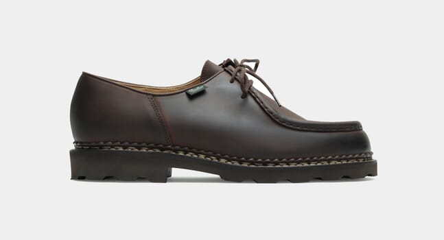 Paraboot sizing guide: How they should fit