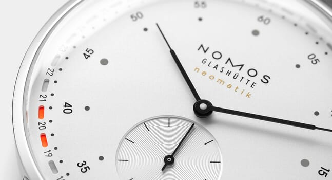 Contemporary classics: New-look styles for two NOMOS favourites