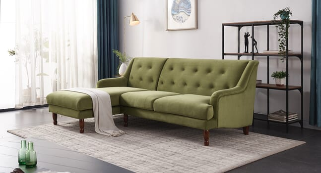Bring a touch of luxury to your living room with these 5 Rubeza sofas