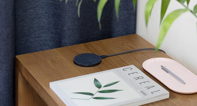 Native Union Drop Wireless Charger review: Slick style meets high performance