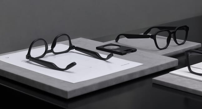 Introducing Aether: Next-gen audio eyewear