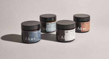 Introducing Aker: Men's skincare tailored to the seasons