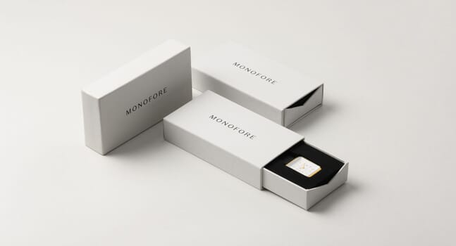 Monofore's minimalist watches ooze understated elegance