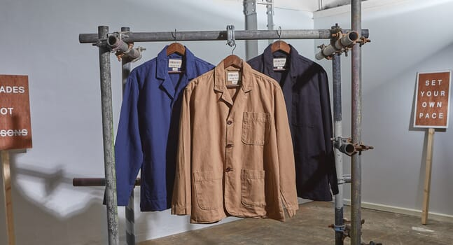 How Uskees is bringing traditional workwear into the 21st century