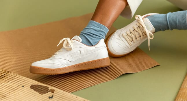 Tread lightly in these sustainable and stylish vegan trainers