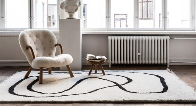 Line art is the interior trend to be on top of